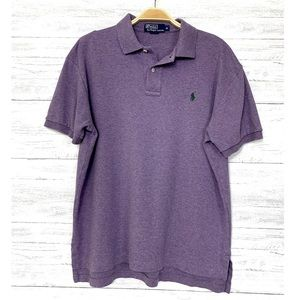 Polo Ralph Lauren Heather Purple Shirt